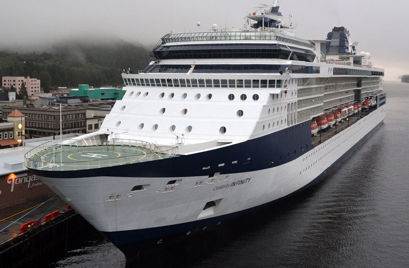 Almost A Hundred Passengers Sick Onboard Celebrity Cruise Ship
