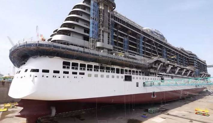 Cost Of Building A Cruise Ship | Fitbudha.com