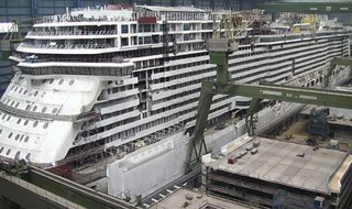 Norwegian Escape Construction