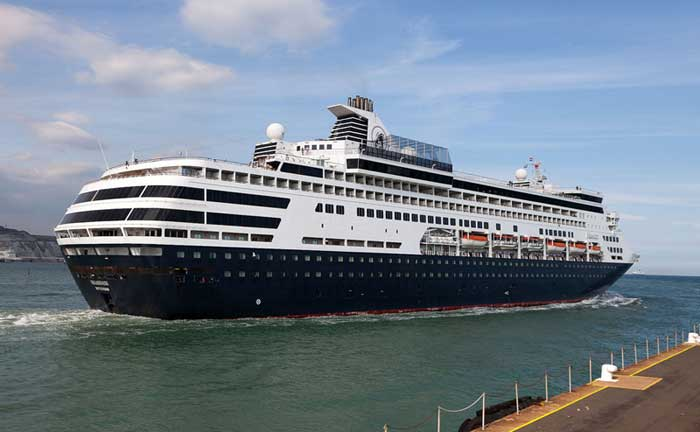 Cruise Ship Completes Voyage After Norovirus Outbreak