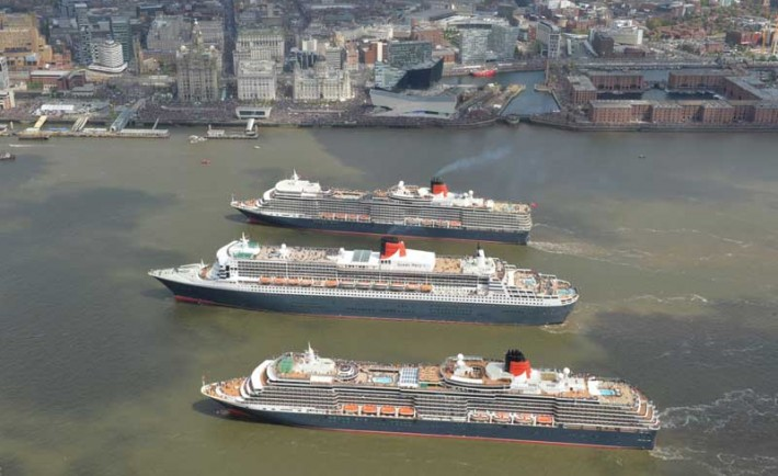 3 Queens On River Mersey