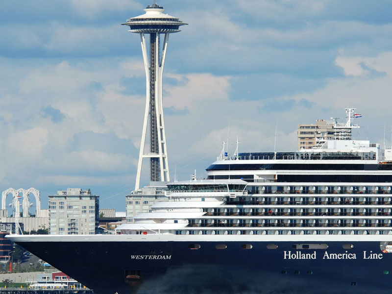 Holland America Line And Seattle Are A Perfect Match