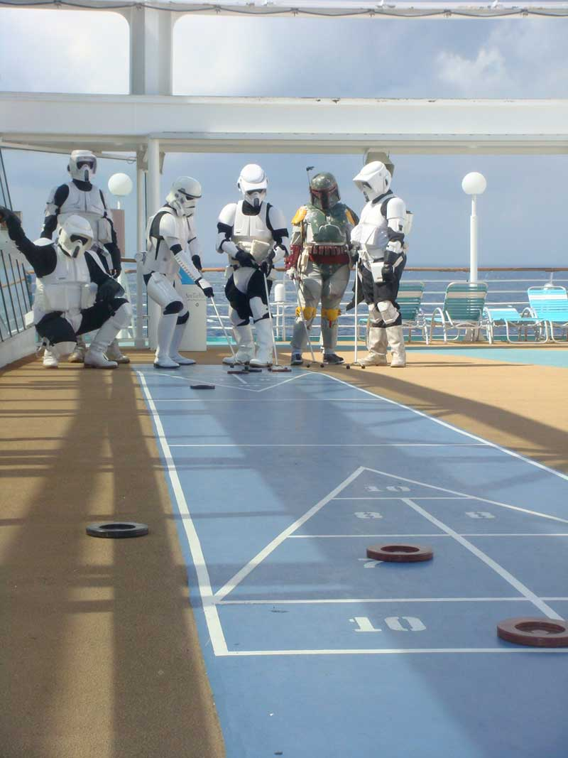 Star Wars At Sea