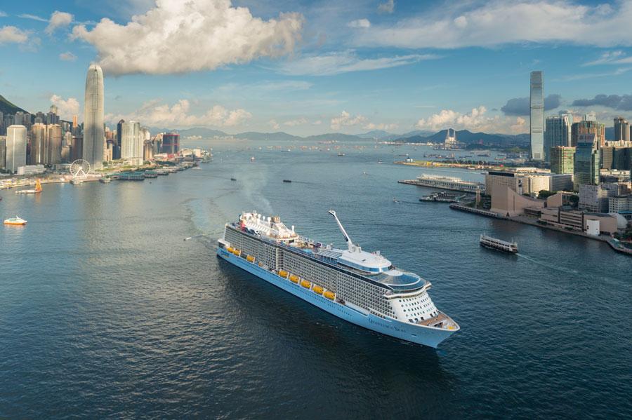 Royal Caribbean Liked Hong Kong So Much They Are Sending