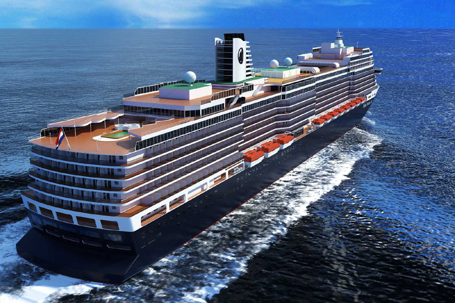 Senior Staff Revealed For Ms Koningsdam