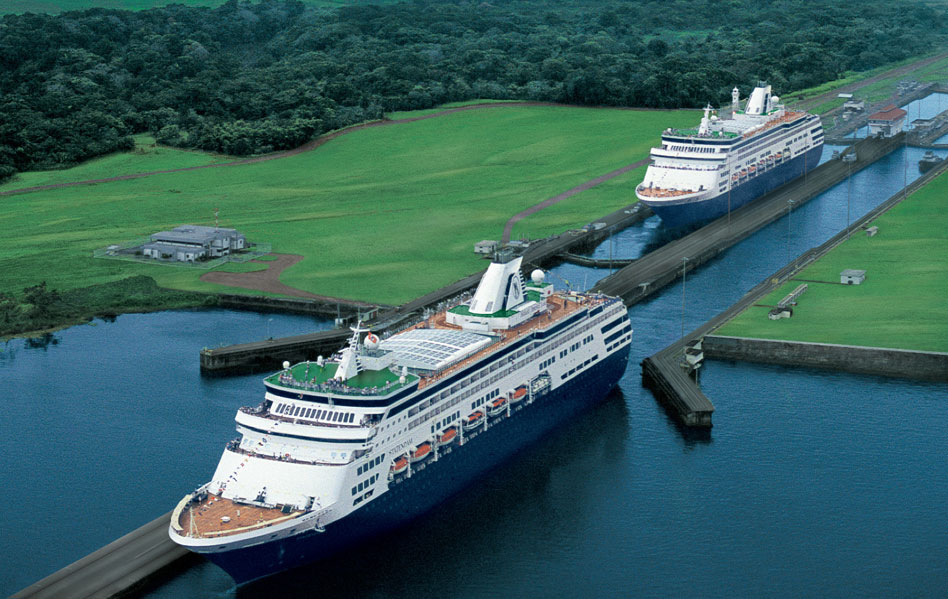 Holland America Line Becomes Best Cruise Line For Panama Canal