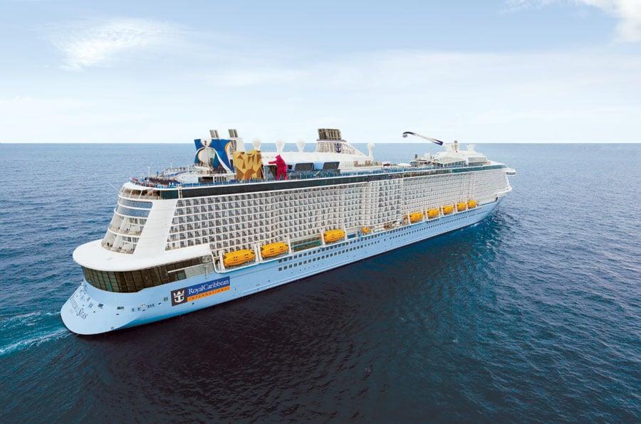 Fifth Quantum Class Cruise Ship Coming In 2020