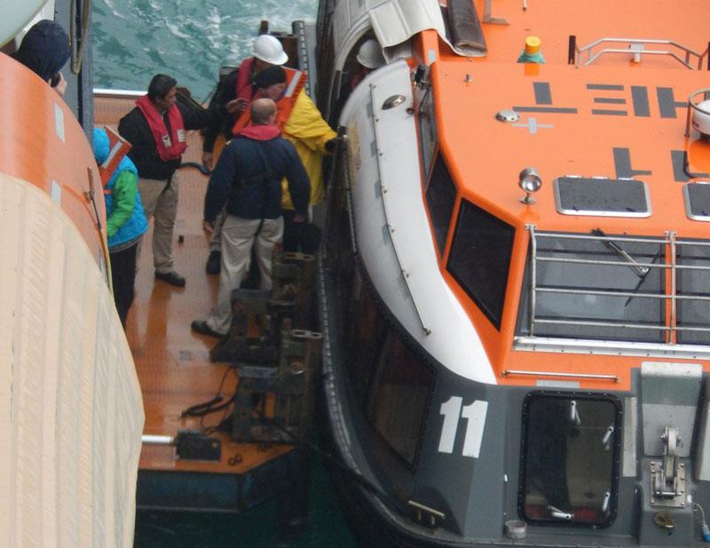 ms Noordam Rescue