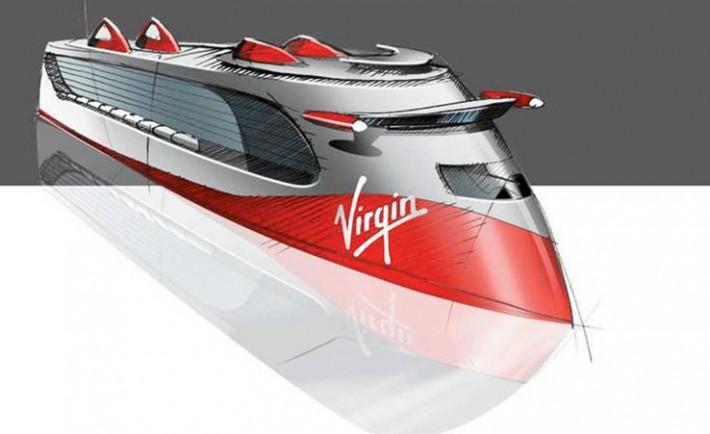 Virgin Cruises Design