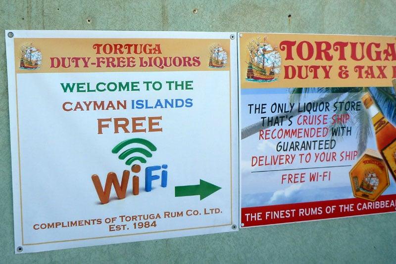 Tortuga Free WiFi