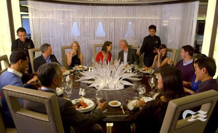 princess Cruises Dining