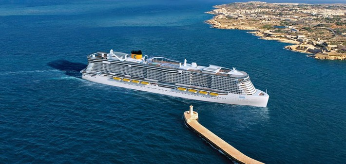 New Costa Cruise Ship
