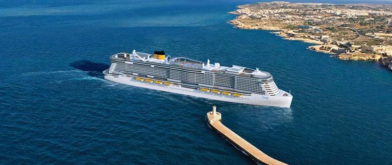 New Costa Cruise Ship
