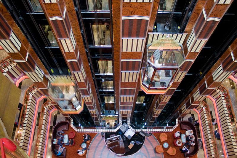 Atrium Elevator
