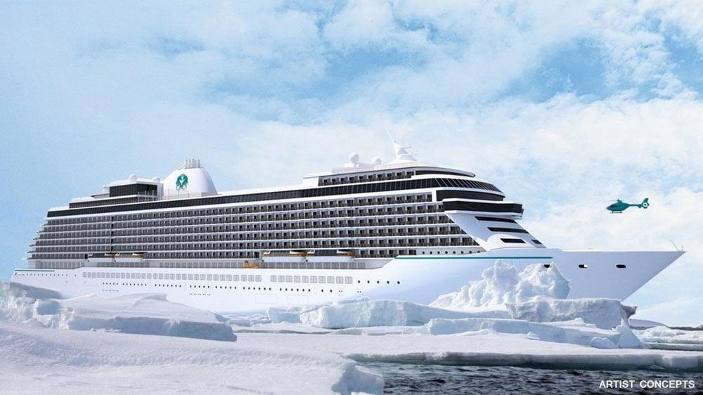 New Crystal Class Ship