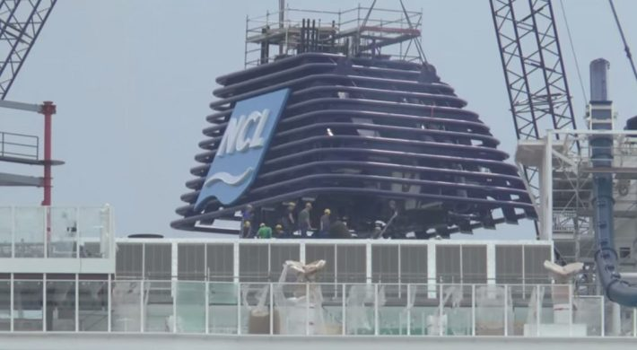 Norwegian Escape Funnel