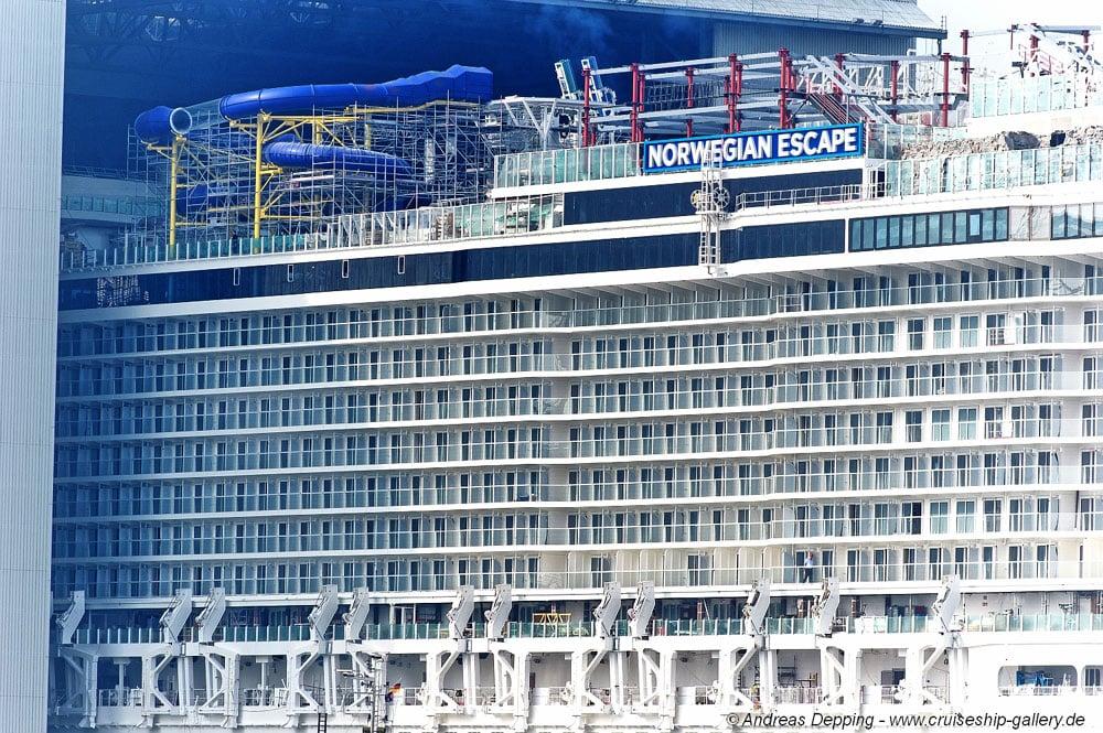 Norwegian Escape