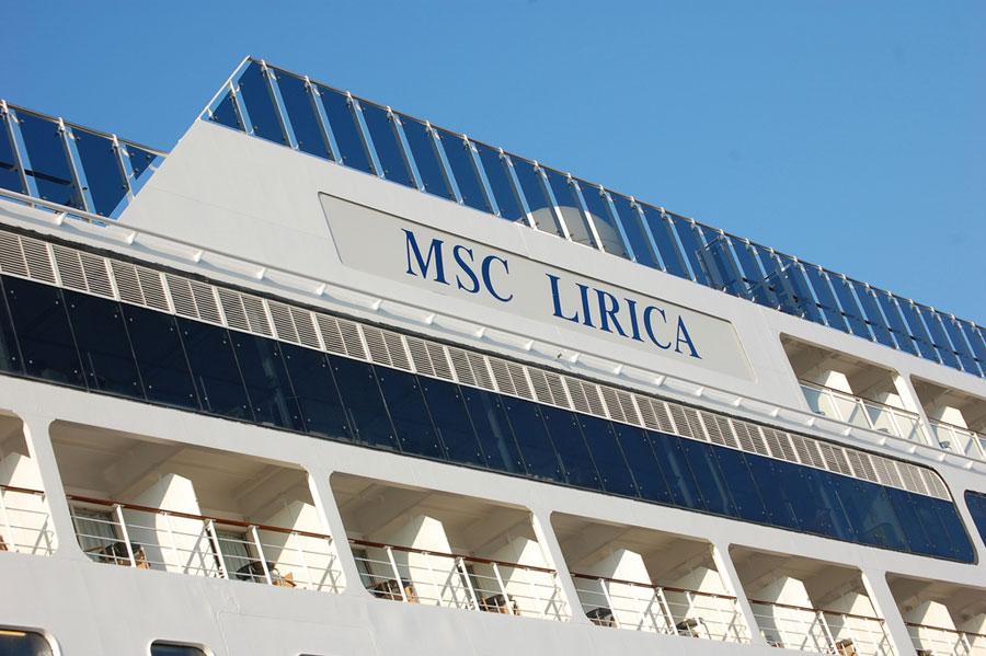 MSC Lirica