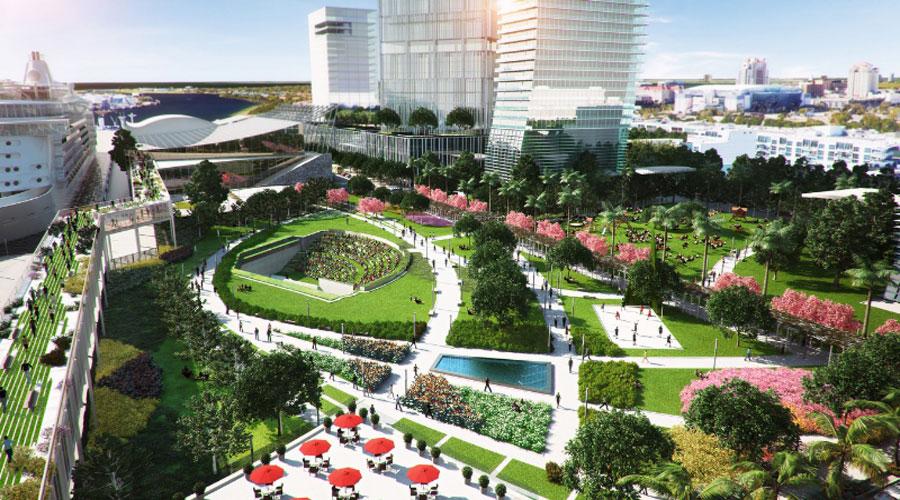 Port Tampa Bay Vision