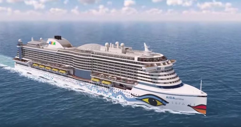 Delayed Cruise Ship To Be Delivered In December To Aida Cruises - Cruise ship delayed