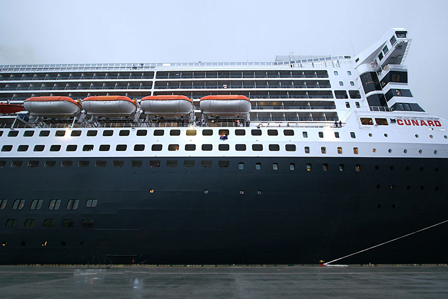 Queen mary 2 refurbishment taking luxury to new heights for Queen mary 2 interieur
