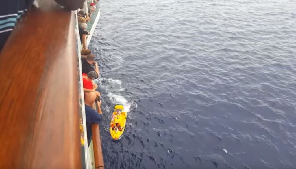 Freedom of the Seas Rescue