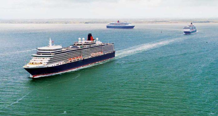 Cunard Fleet