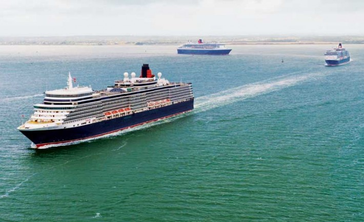 News generales croisiere et mer.. peut etre en traduc auto  Cunardfleet-710x434