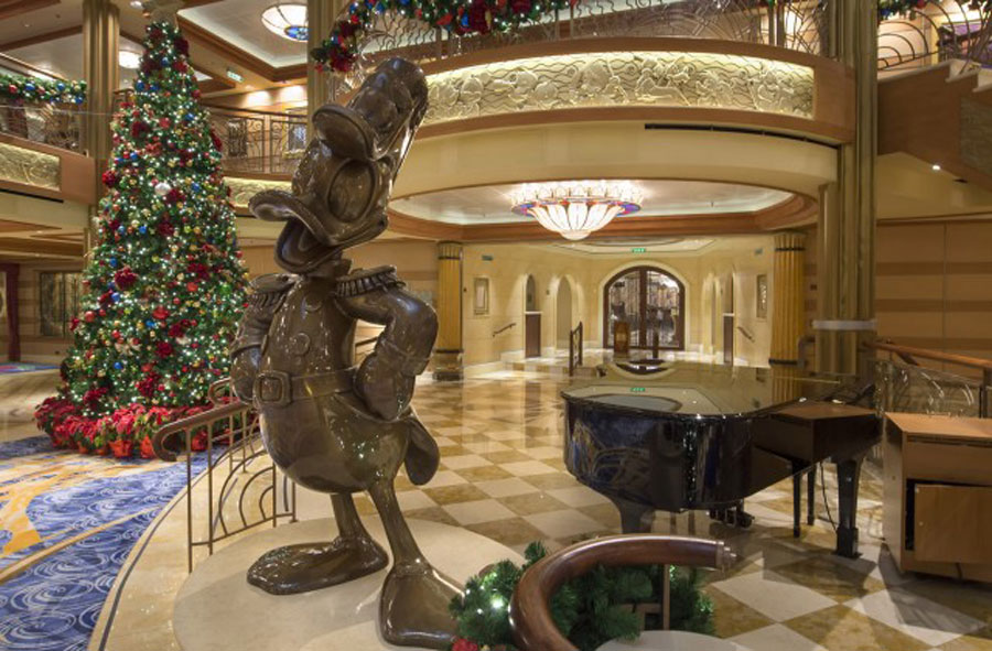 Disney Cruise Christmas