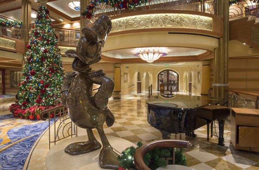 Disney Cruise Christmas