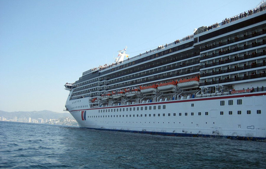 Carnival Spirit To Call At Vietnam And Thailand For First Time - Cruise ship in thailand