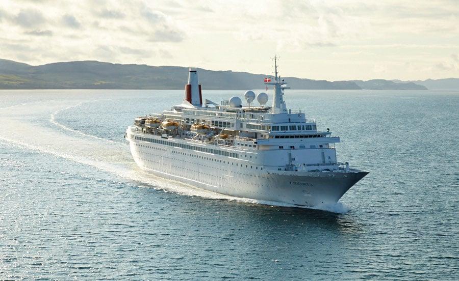 Boudicca Ship