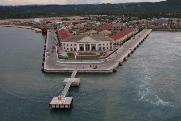 Falmouth Port