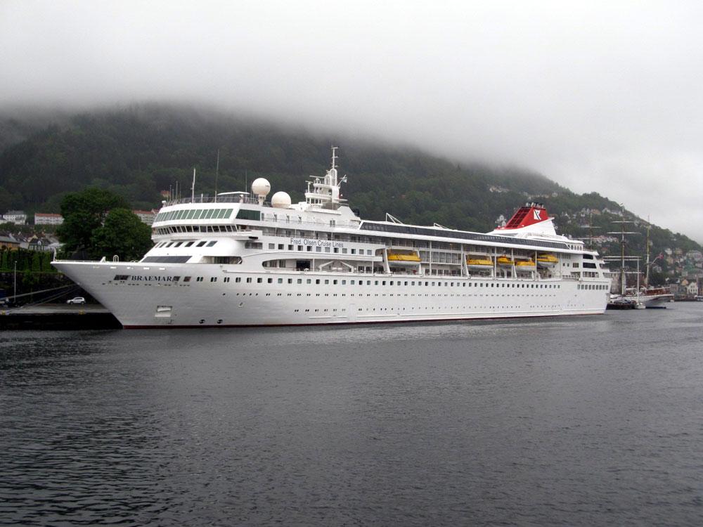 Braemar Cruise Ship