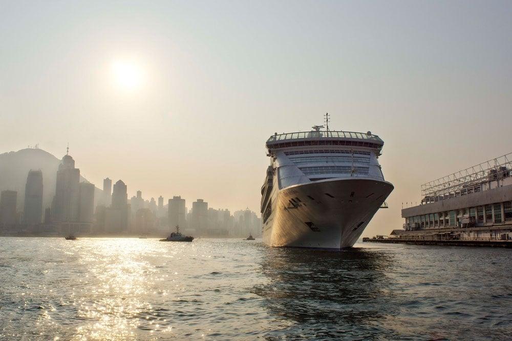 Chinese Cruise