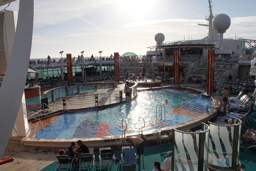 Liberty of the Seas Pool