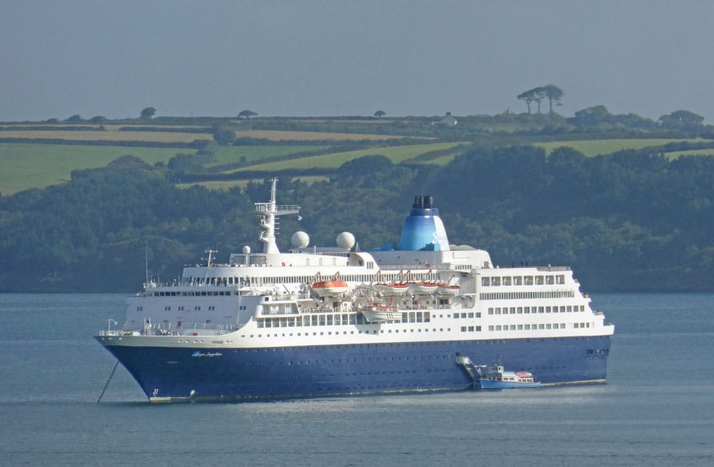 Woman Missing From British Cruise Ship