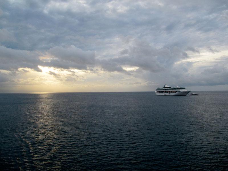 Bali Cruise Ship
