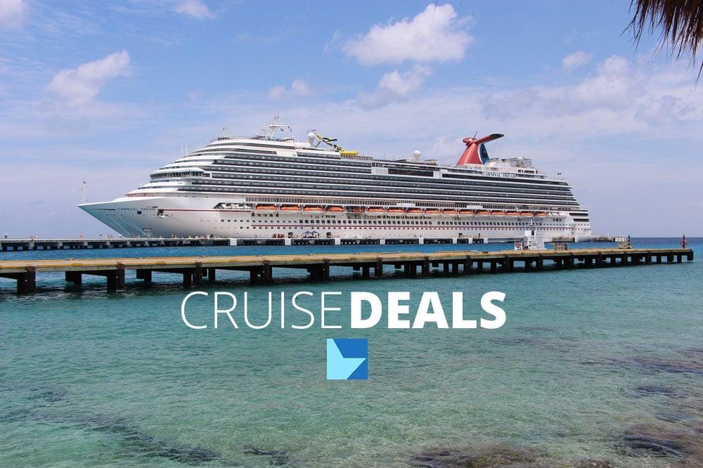 Last minute cruise deals carnival destiny
