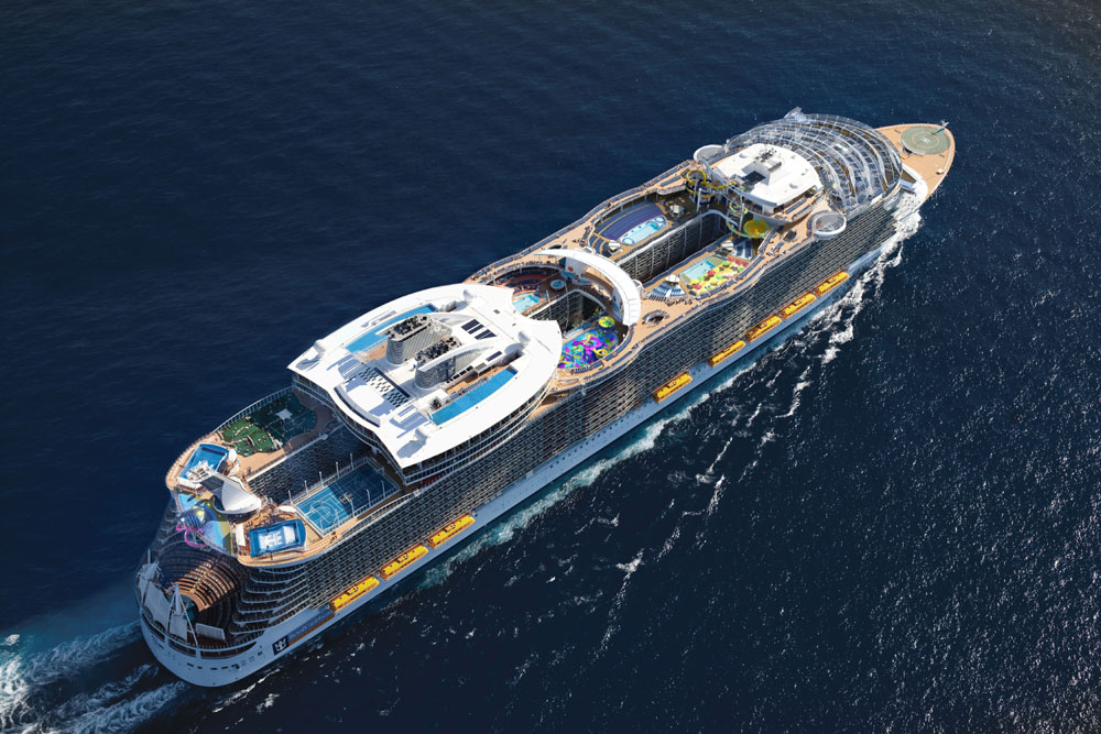 Symphony of the Seas Cruise Deals