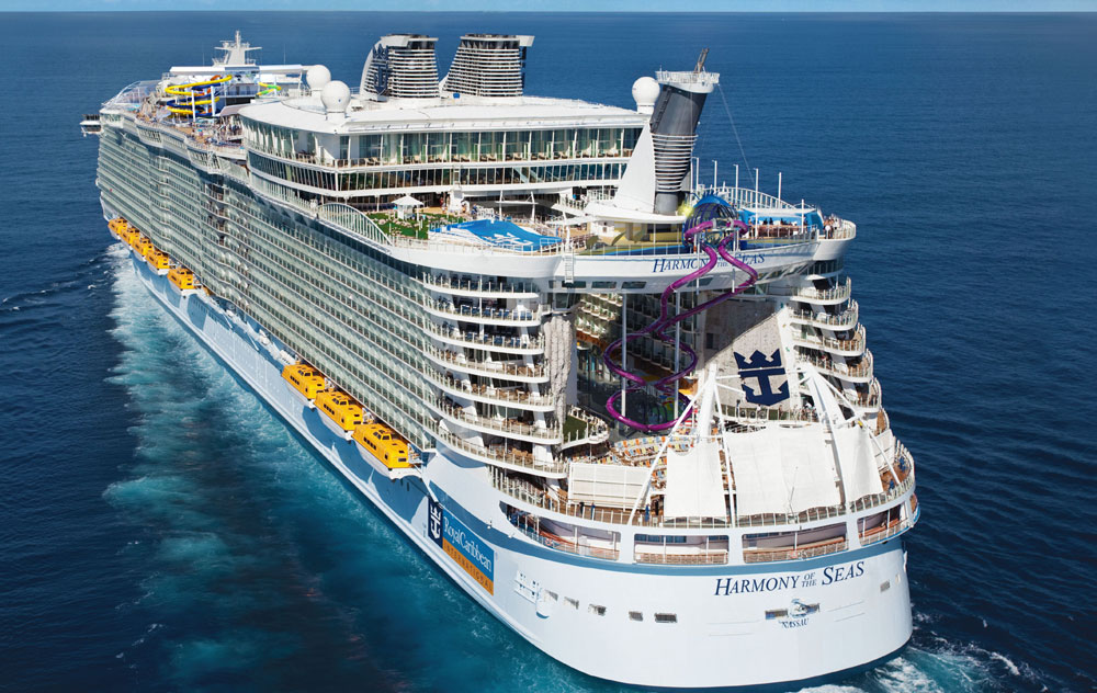 Harmony Of The Seas Is Most Eagerly Awaited New Ship For 2016