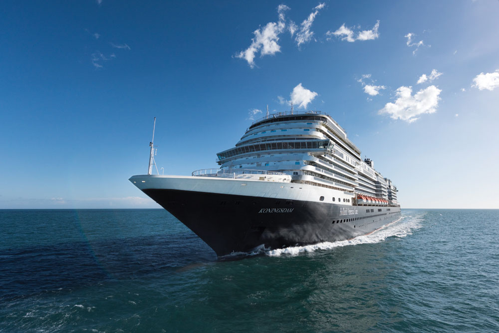 Ms Koningsdam To Get A Royal Christening In Rotterdam