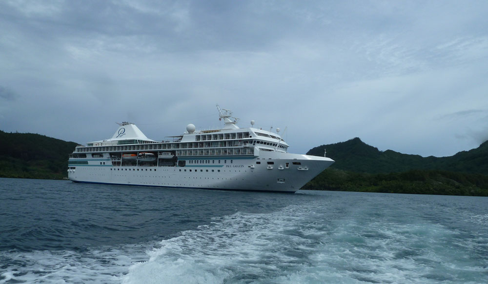 Paul Gauguin Cruise Ship