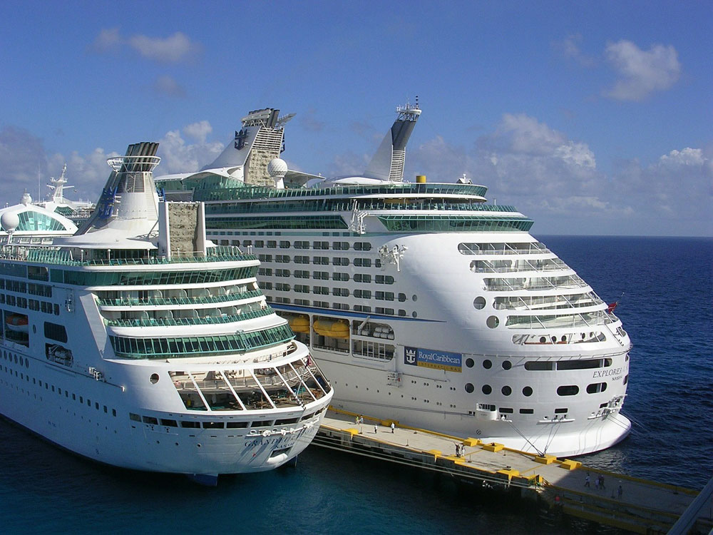 Royal Caribbean Cruise Ships Change Itinerary Due To