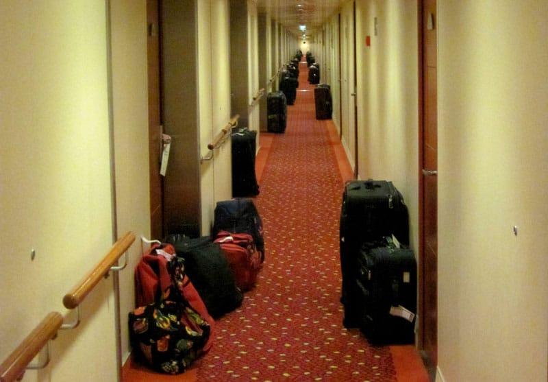 Cruise Suitcases