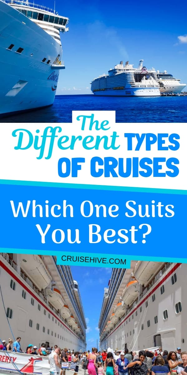 Travel tips on what kind of cruise vacation would be good for you. Covering the different types of cruises such as for family, honeymoon, themed and more.