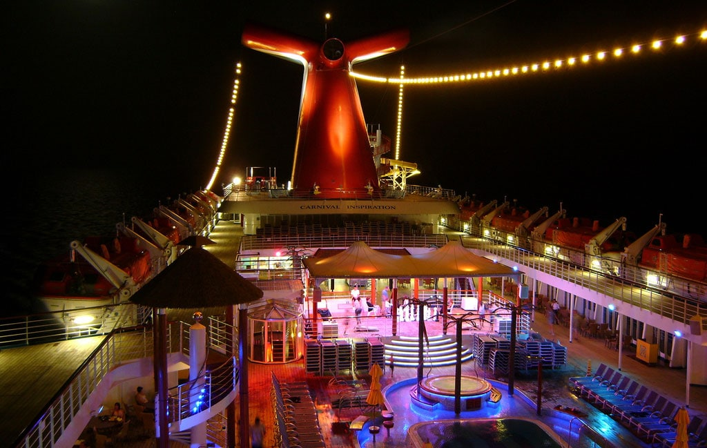 More Variety Included In Carnival Cruise Lines Cheers Program
