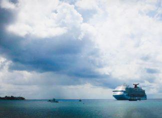Cruise Ship Storm