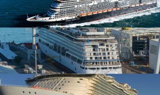 Photos Credit: Royal Caribbean, Holland America Line & Viking Cruises