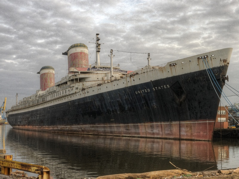 Crystal Cruises Is Bringing The Ss United States Back To Life
